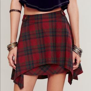 Free People Too Cool For School Skirt
